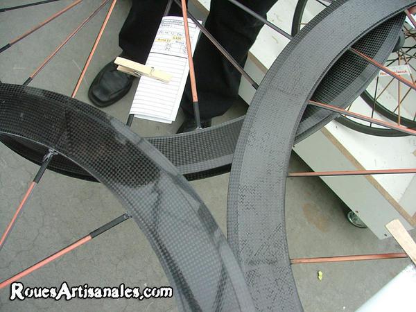 The secret of Lightweight wheels | Roues Artisanales