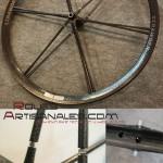 strawber roue avant