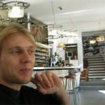 Cafe du cycliste - Harald