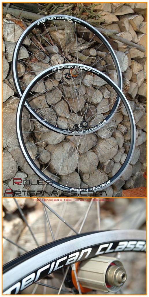 wheel | Roues Artisanales