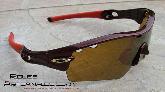 Customize Oakley